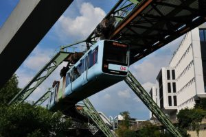 Wuppertal Schwebebahn Generation 15